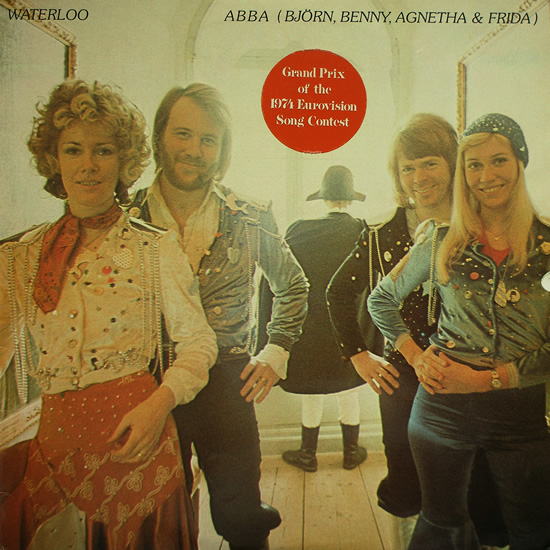ABBA – Waterloo (Sweden)