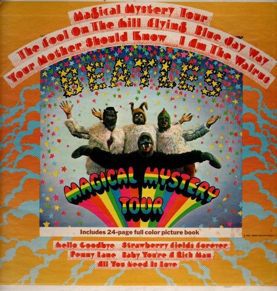 Beatles – Magical Mystery Tour