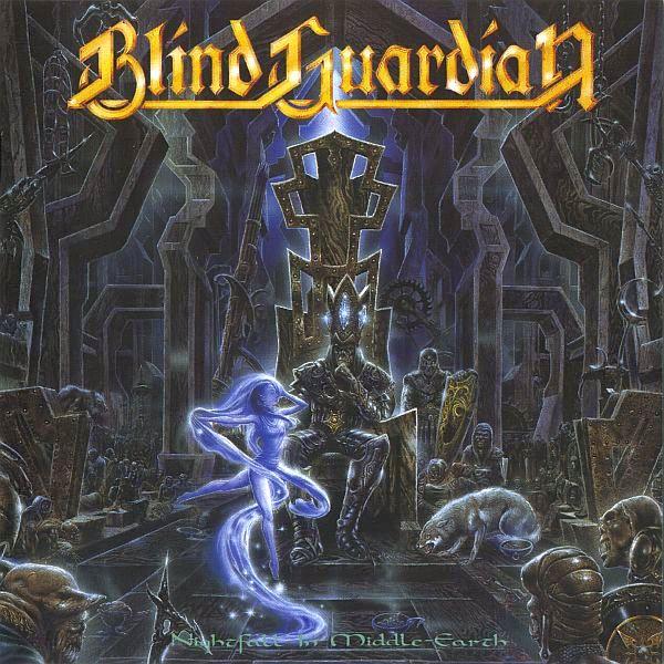 Blind Guardian - Nightfall In Middle-Earth