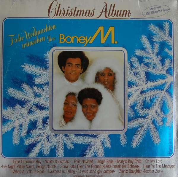 Boney M – Christmas Album