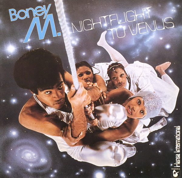 Boney M – Nightflight To Venus