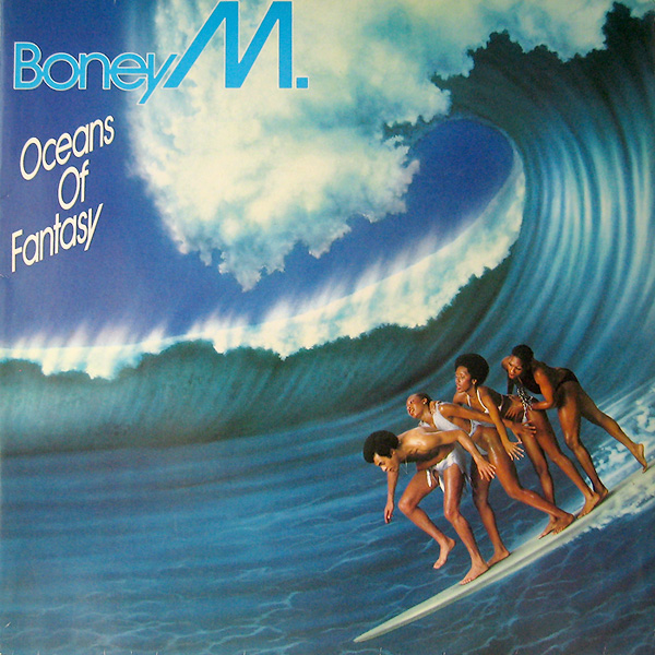 Boney M – Oceans Of Fantasy