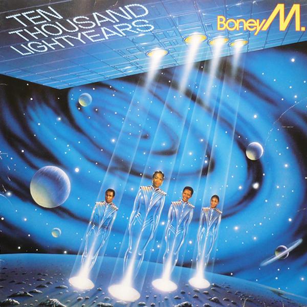 Boney M – Ten Thousand Lightyears