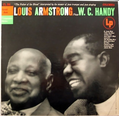 Louis Armstrong – Plays W.C.Handy