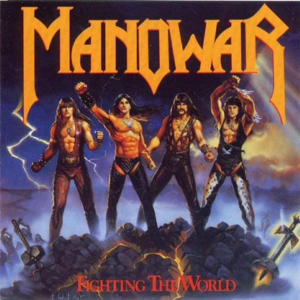 Manowar – Fighting The World