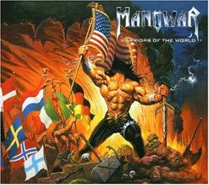 Manowar – Warriors Of The World
