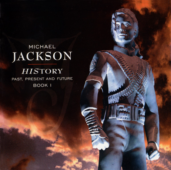 Michael Jackson – HIStory - Past, Present And Future, Book I