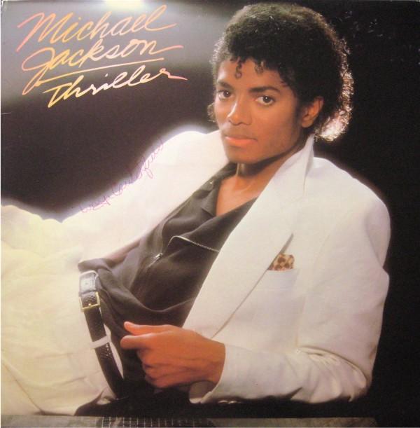 Michael Jackson – Thriller (UK)