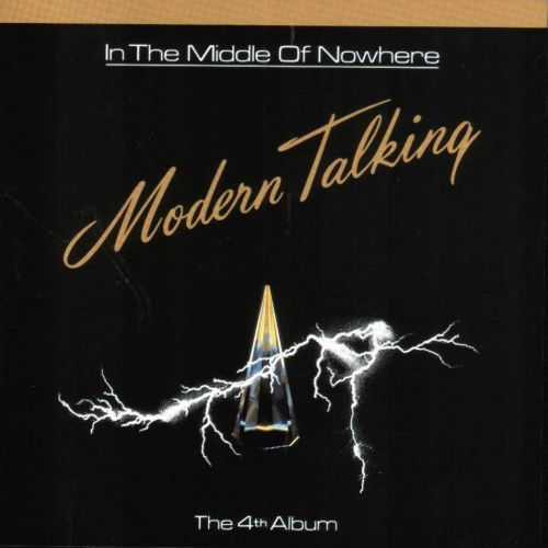 Modern Talking – In The Middle Of Nowhere - The 4th Album