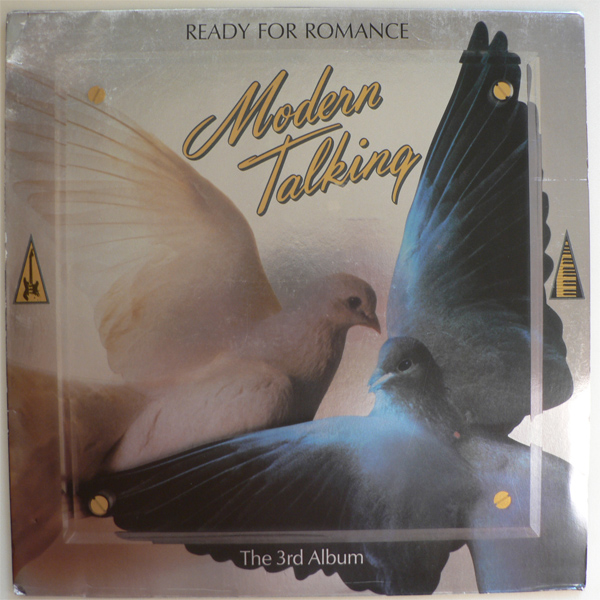 Modern Talking – Ready For Romance - The 3rd Album