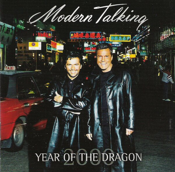 Modern Talking – Year Of The Dragon