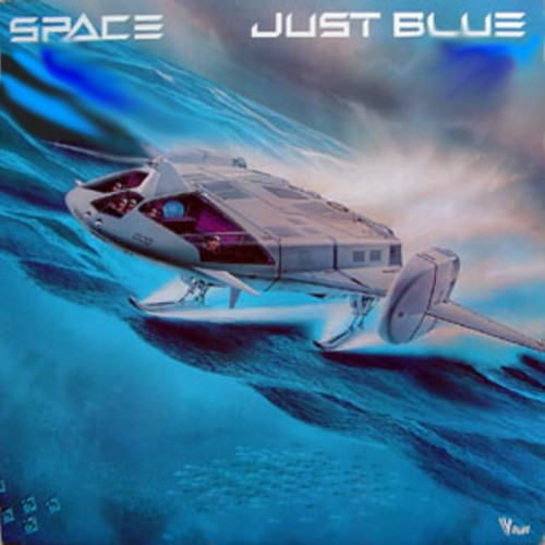 Space – Just Blue