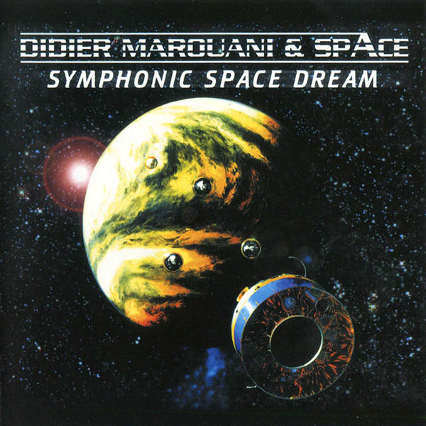 Didier Marouani и Space – Symphonic Space Dream