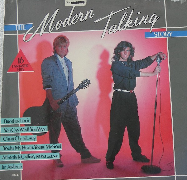 Modern Talking – The Modern Talking Story