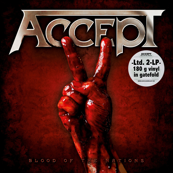 Accept – Blood Of The Nations