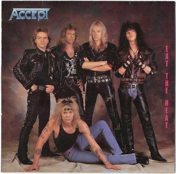 Accept – Eat The Heat