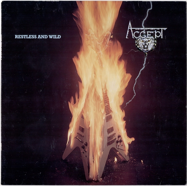 Accept – Restless And Wild