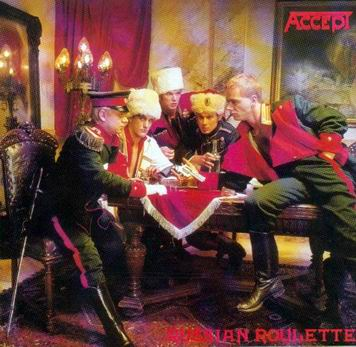 Accept – Russian Roulette