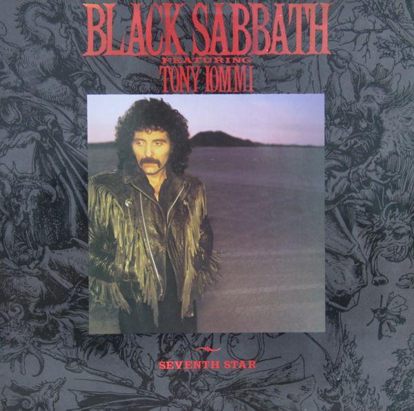 Black Sabbath Featuring Tony Iommi - Seventh Star