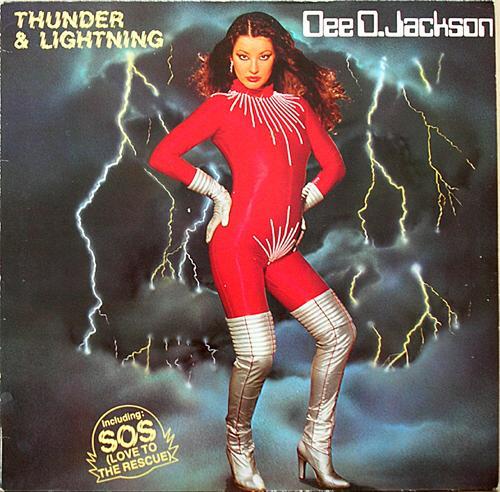 Dee D. Jackson – Thunder & Lightning