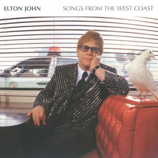 Elton John – Songs From The West Coast