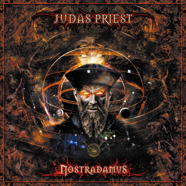 Judas Priest – Nostradamus