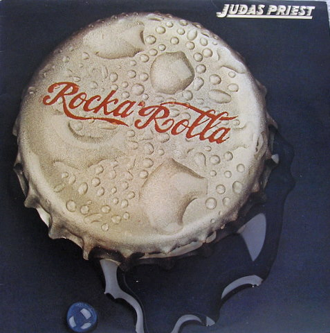 Judas Priest – Rocka Rolla