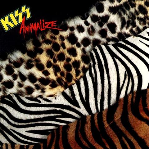 Kiss – Animalize