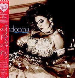 Madonna – Like A Virgin (Japan)