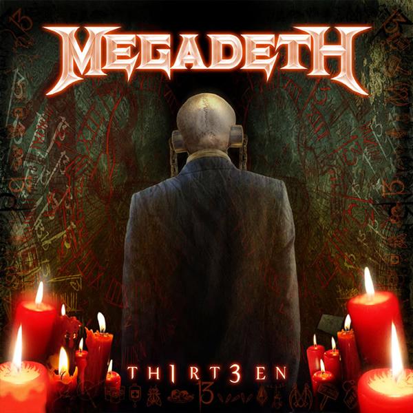 Megadeth - Th1rt3en