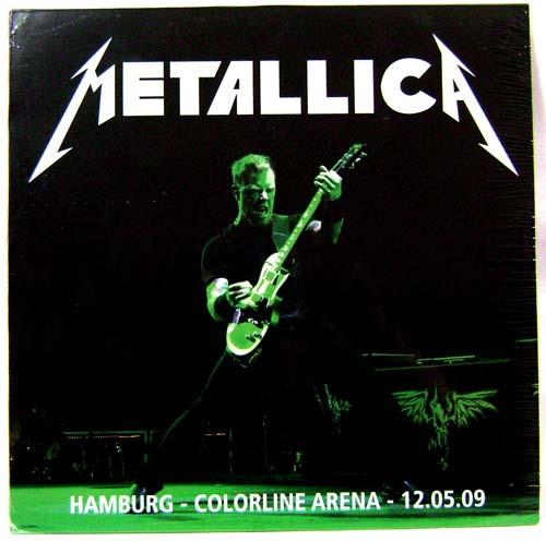 Metallica – Hamburg Colorline Arena 12.05.09