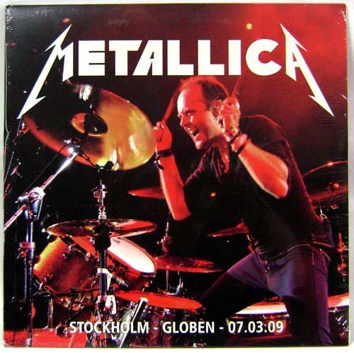 Metallica – Stockholm Globen 07.03.09