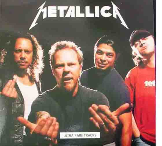 Metallica – Ultra Rare Tracks