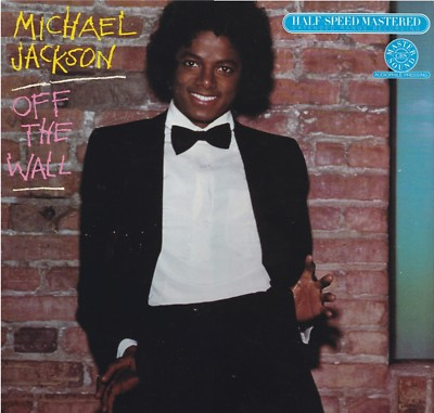 Michael Jackson – Off The Wall (Audiophile Pressing)