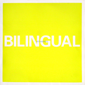 Pet Shop Boys – Bilingual