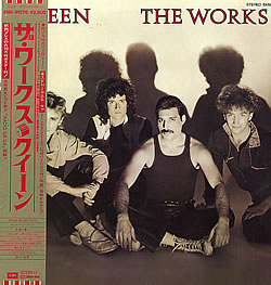 Queen – The Works (Japan)