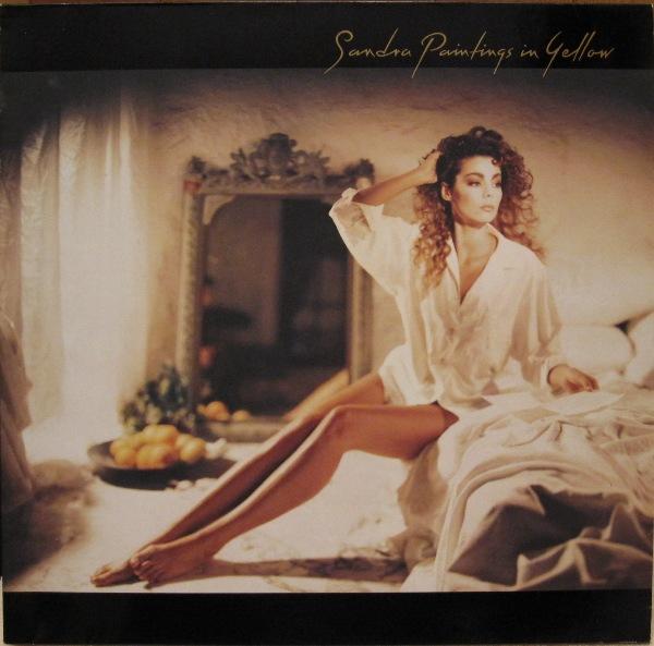 Sandra – Paintings In Yellow