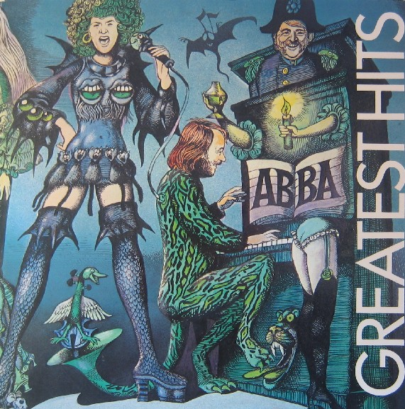 ABBA – Greatest Hits (Sweden)