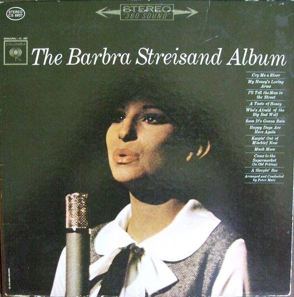 Barbra Streisand – The Barbra Streisand Album