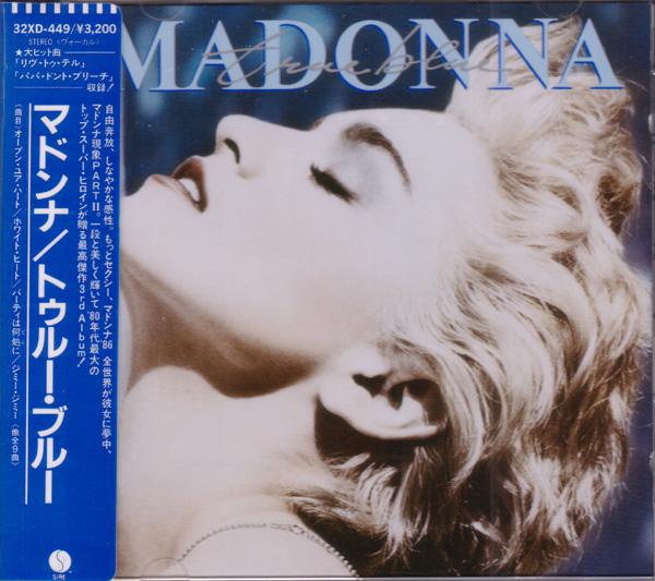 Madonna – True Blue (Japan)