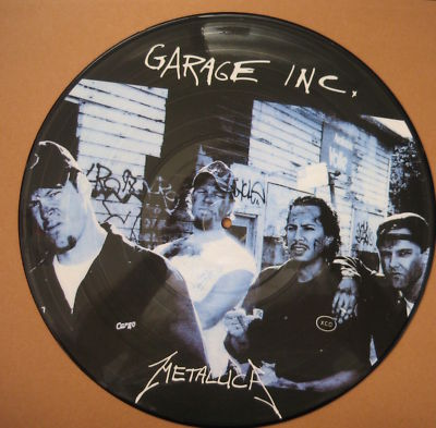 Metallica – Garage Inc. (Picture Disc)