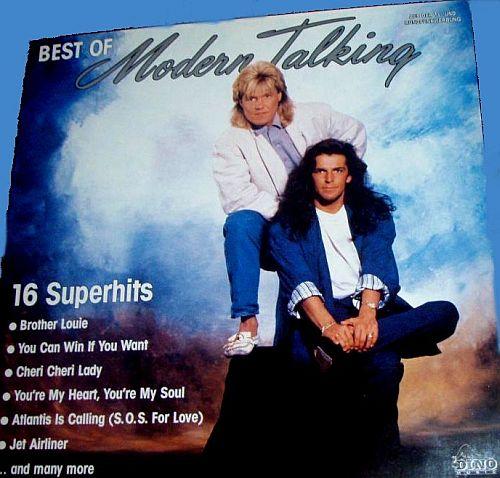 Modern Talking – Best Of