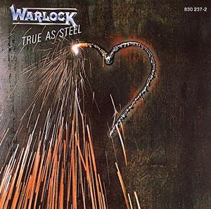 Warlock – True As Steel