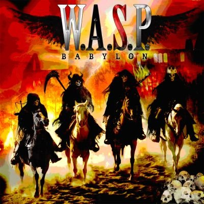 W.A.S.P. – Babylon