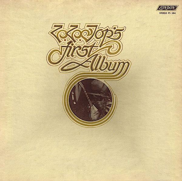 ZZ Top - First Album