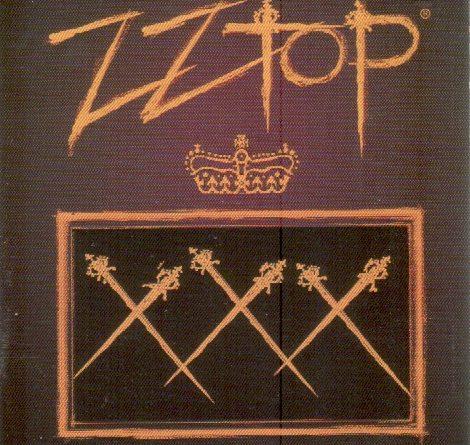 ZZ Top — XXX