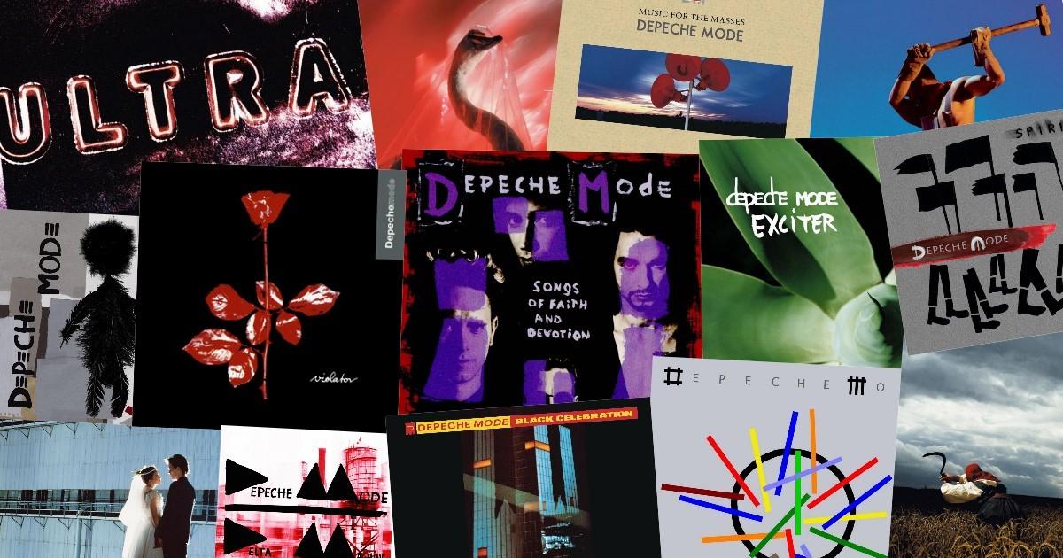Дискография Depeche Mode