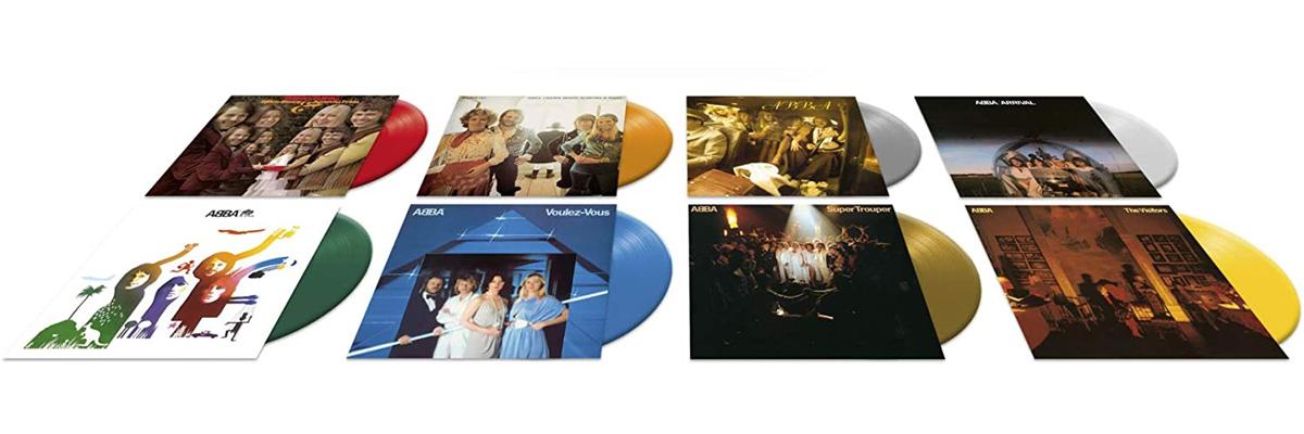 Альбомы ABBA