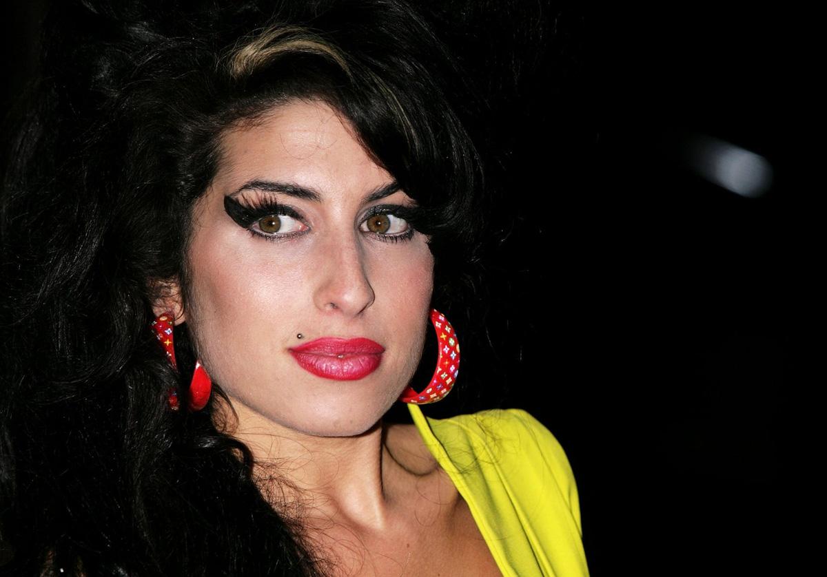 Певица Amy Winehouse