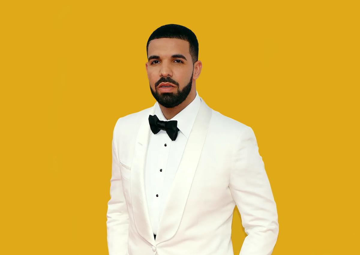 Рэппер Drake